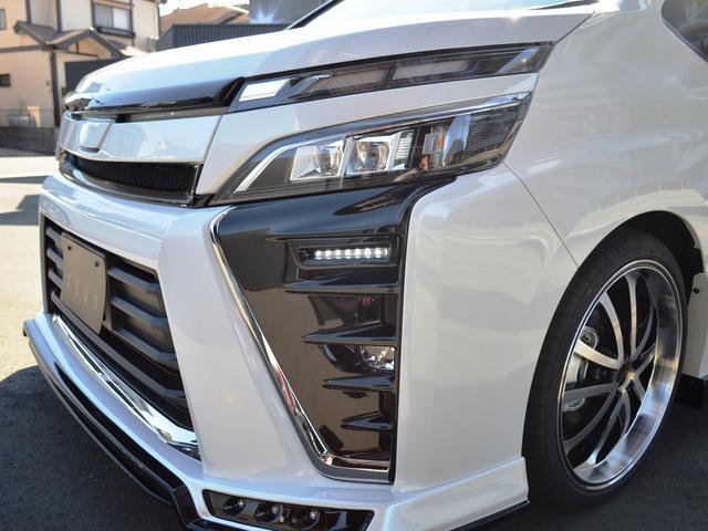 ZS 7人 ZEUS新車コンプリート車高調19AW ナビ付き(4枚目)