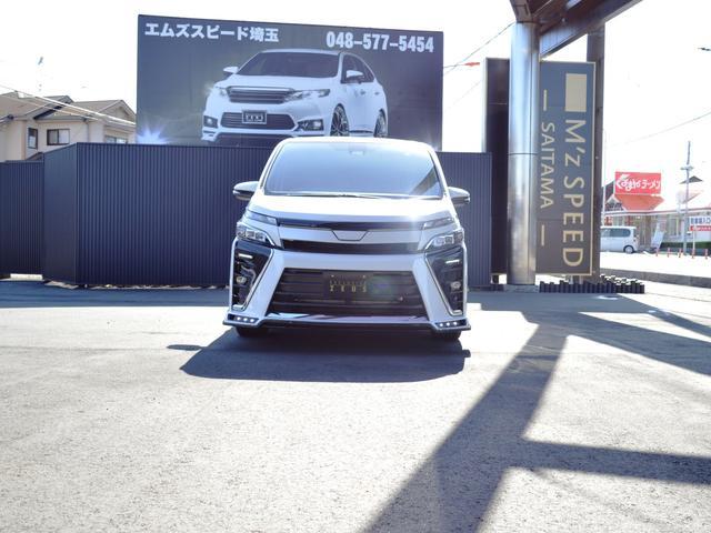 ZS 7人 ZEUS新車コンプリート車高調19AW ナビ付き(5枚目)