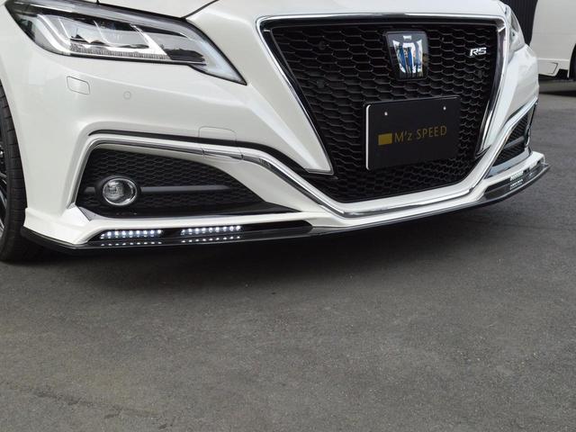 RS ハイブリッド ZEUS新車コンプリート車高調20AW(7枚目)