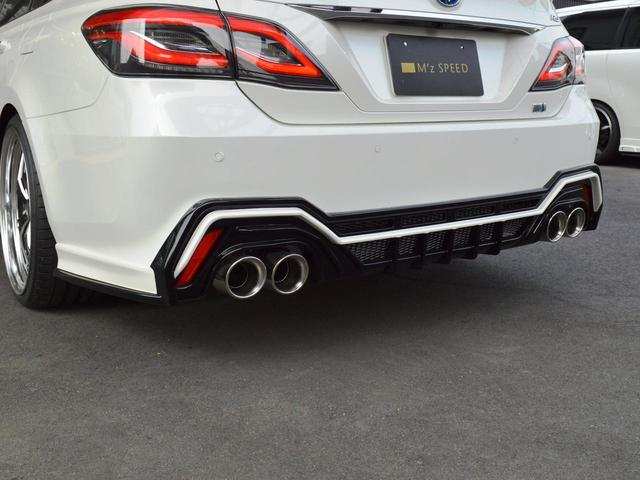 RS ハイブリッド ZEUS新車コンプリート車高調20AW(15枚目)