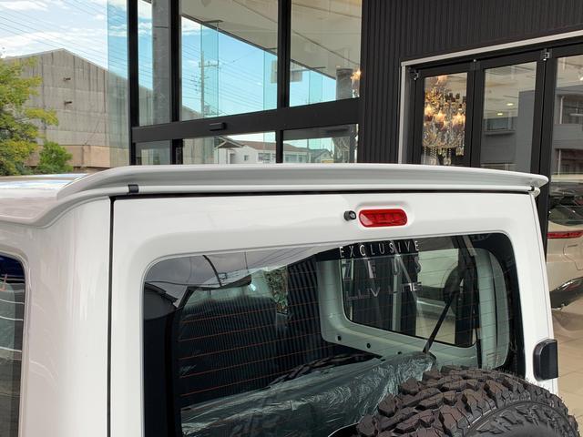 XG ZEUSコンプリート エアロ フロントグリル ミラーカバー ウイング 16インチアルミ スペアタイヤ ツートンペイント JAOSリフトアップキット デモカー仕様(13枚目)
