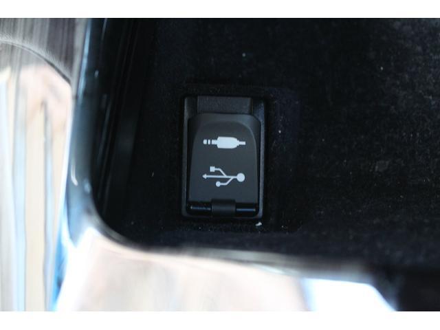 USB接続にて音楽再生や充電ができます!!