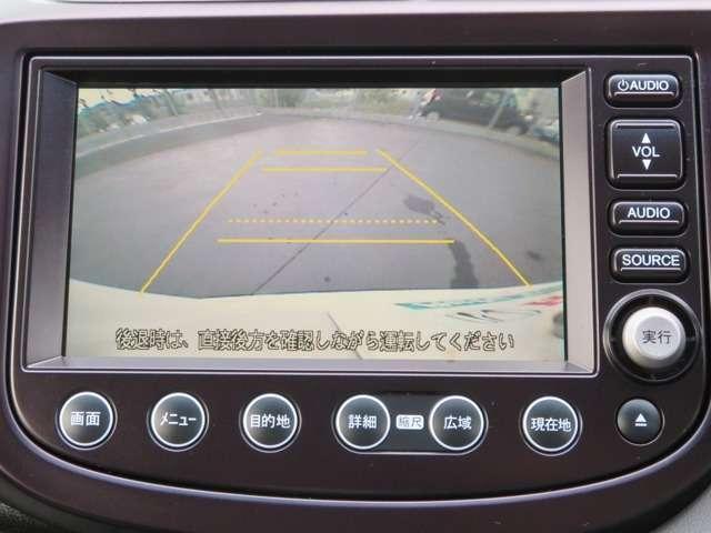 ホンダ フィット RS HDDナビ ETC リアカメラ