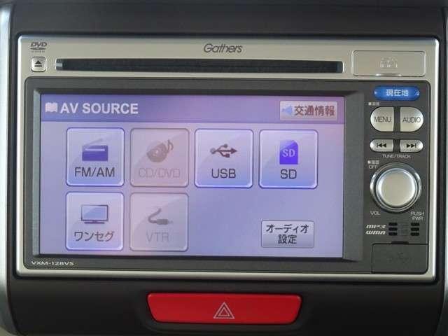 各種オーディオソース対応しています。