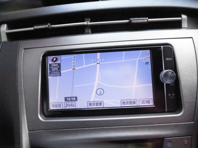 トヨタ プリウスPHV S ワンセグTV Bモニター ETC HID