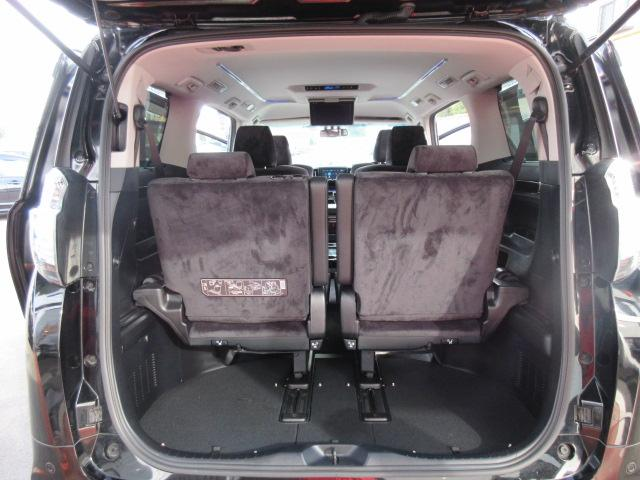 ZR 8型ナビ 12.8型フリップダウン フルセグ パワーバックドア 両側パワスラ LED クルーズコントロール オートライト(37枚目)