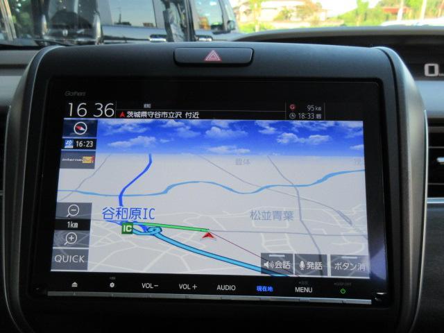 G・ホンダセンシング 9型ナビ フルセグ DVD Bluetooth バックカメラ ETC 両側パワースライドドア クルーズコントロール ドライブレコーダー LED スマートキー(11枚目)