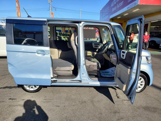 G・Lホンダセンシング 2年保証付 ワンオーナー ナビ フルセグ バックカメラ ETC 左側パワースライドドア Bluetooth DVD再生 衝突軽減システム スマートキー(20枚目)