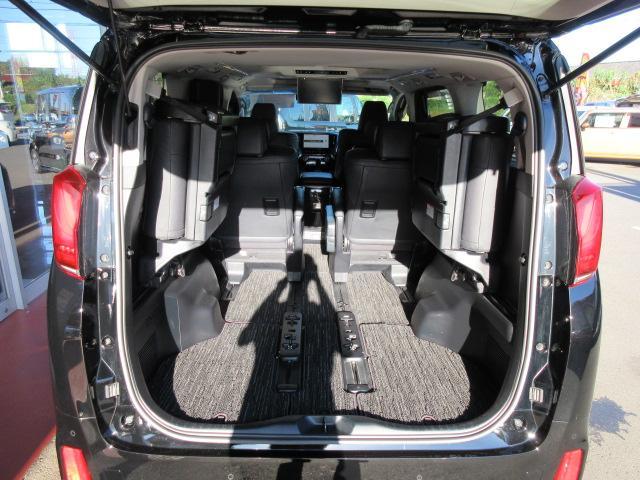 2.5S Cパッケージ 2年保証付 10型ナビ バックカメラ 両側パワースライドドア トヨタセーフティーセンス デジタルインナーミラー ブラインドスポットモニター シーケンシャルウインカー 三眼LEDヘッドライト サンルーフ(26枚目)
