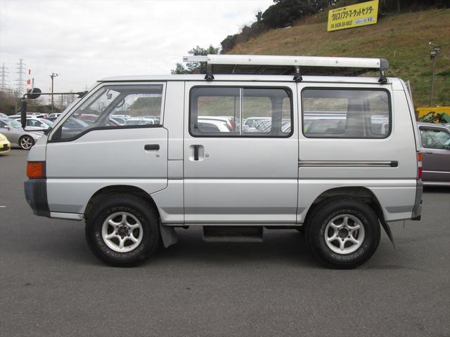 GL ガソリン車 リフトアップ 5速MT 4WD(7枚目)
