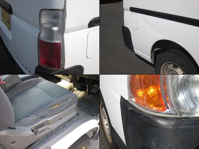 日産 キャラバン ロングDX メーター交換車 キーレス