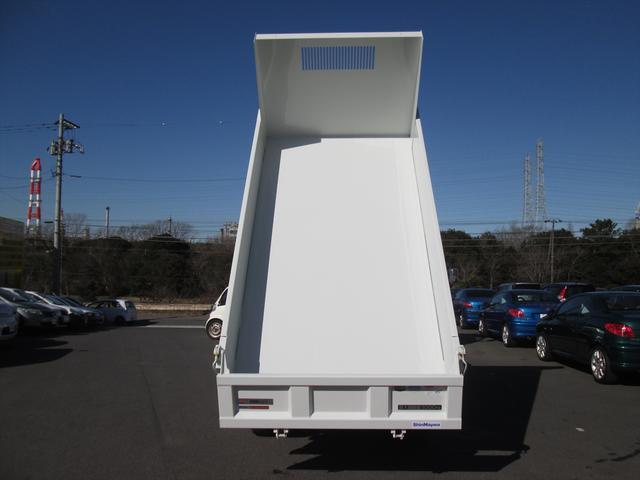 三菱ふそう キャンター ディーゼルターボ 全低床強化ダンプ キーレス 積載3トン