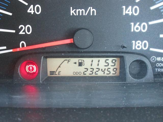 走行距離が20万キロオーバーですが、調子は良いお車ですよ!