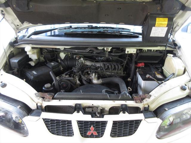 シャモニー 4WD キーレス ETC タイベル交換済(5枚目)