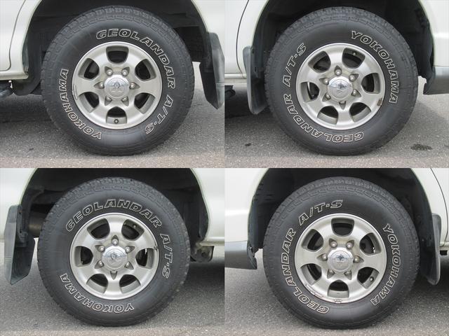 シャモニー 4WD キーレス ETC タイベル交換済(6枚目)