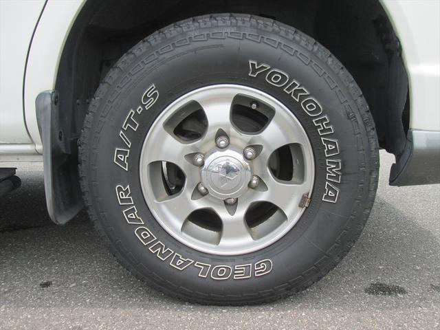 シャモニー 4WD キーレス ETC タイベル交換済(7枚目)
