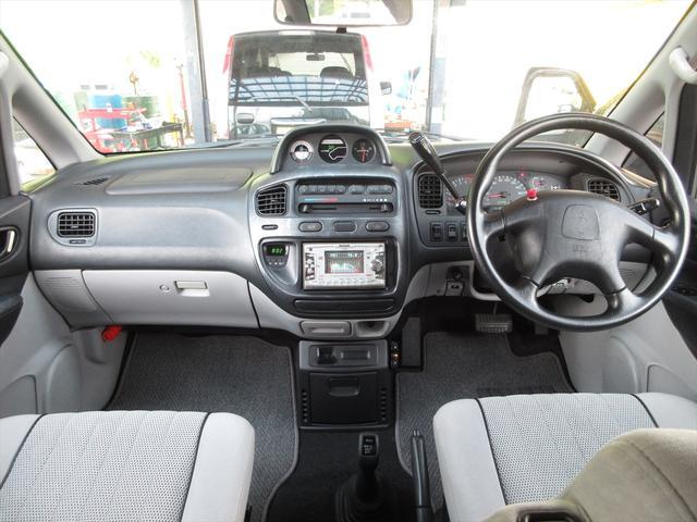 シャモニー 4WD キーレス ETC タイベル交換済(11枚目)