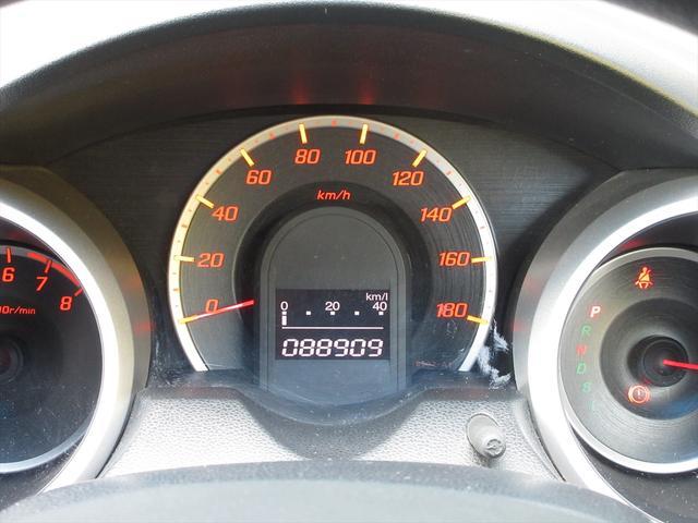 走行距離が8万キロ台です!まだまだお乗りいただけますよ!