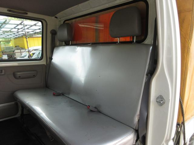 Wキャブロングシングルジャストロ 5速マニュアル 4WD ディーゼル ワンセグメモリーナビ 全窓パワーウィンドウ ETC リアクーラー スタッドレスタイヤ付属(15枚目)