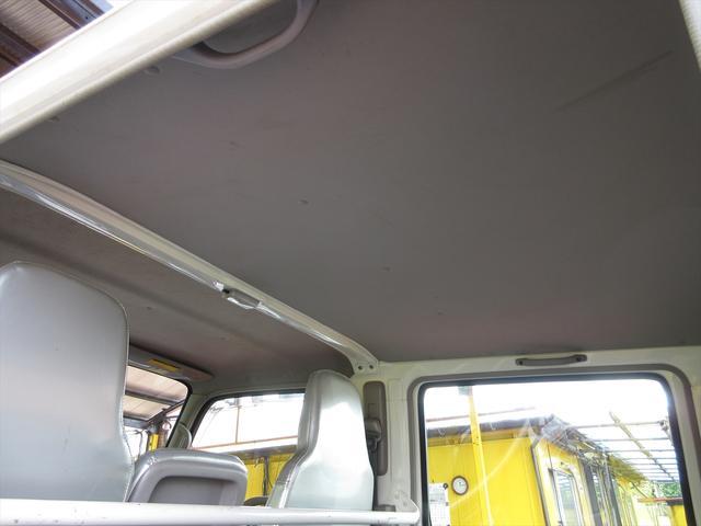 Wキャブロングシングルジャストロ 5速マニュアル 4WD ディーゼル ワンセグメモリーナビ 全窓パワーウィンドウ ETC リアクーラー スタッドレスタイヤ付属(16枚目)