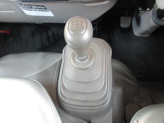 Wキャブロングシングルジャストロ 5速マニュアル 4WD ディーゼル ワンセグメモリーナビ 全窓パワーウィンドウ ETC リアクーラー スタッドレスタイヤ付属(31枚目)