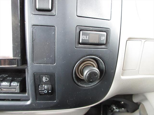 Wキャブロングシングルジャストロ 5速マニュアル 4WD ディーゼル ワンセグメモリーナビ 全窓パワーウィンドウ ETC リアクーラー スタッドレスタイヤ付属(40枚目)