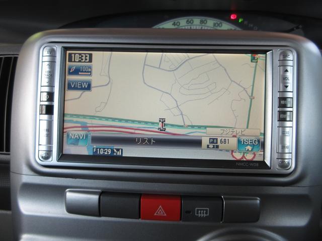 Xリミテッド 純正ワンセグナビ スマートキー ETC オートエアコン 片側パワースライドドア(24枚目)