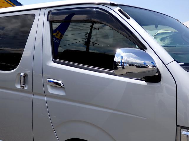 トヨタ ハイエースバン 3型スーパーGL 新品ベットキット 新品2インチローダウン