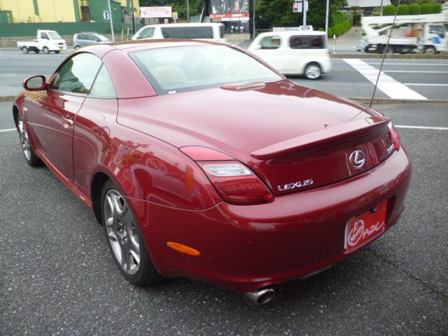 「レクサス」「SC」「オープンカー」「千葉県」の中古車8