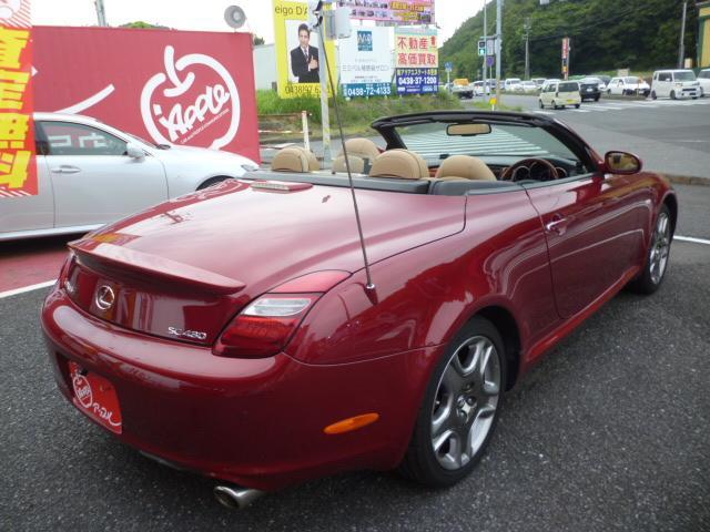 「レクサス」「SC」「オープンカー」「千葉県」の中古車13