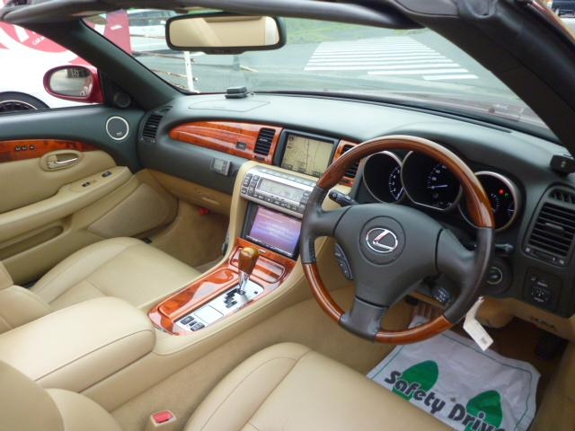 「レクサス」「SC」「オープンカー」「千葉県」の中古車16