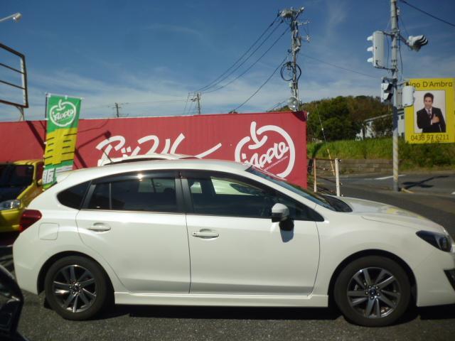 「スバル」「インプレッサ」「コンパクトカー」「千葉県」の中古車5