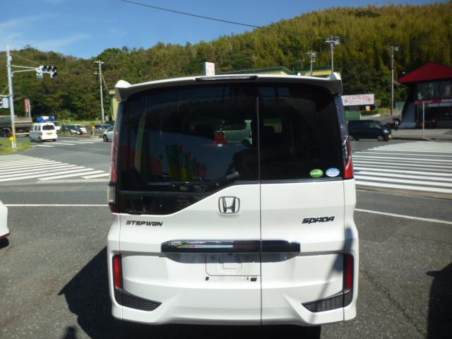 「ホンダ」「ステップワゴンスパーダ」「ミニバン・ワンボックス」「千葉県」の中古車7