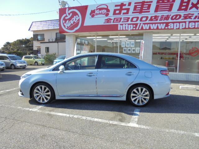「トヨタ」「SAI」「セダン」「千葉県」の中古車7