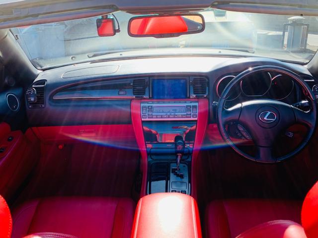「レクサス」「SC」「オープンカー」「千葉県」の中古車4