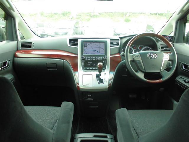 トヨタ アルファード 350S 純正HDDナビ ワンセグ バックモニター