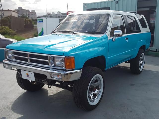 SSR ガソリン レストア 4ナンバー メッキバンパー(4枚目)