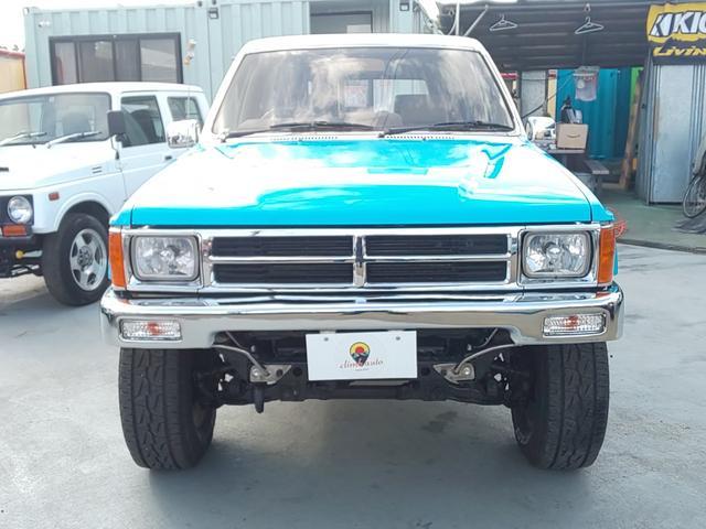 SSR ガソリン レストア 4ナンバー メッキバンパー(11枚目)