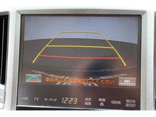 ベースグレード 純正ナビ地デジBカメラ衝突軽減TMW20インチAWパワーシートETCクルコン(5枚目)