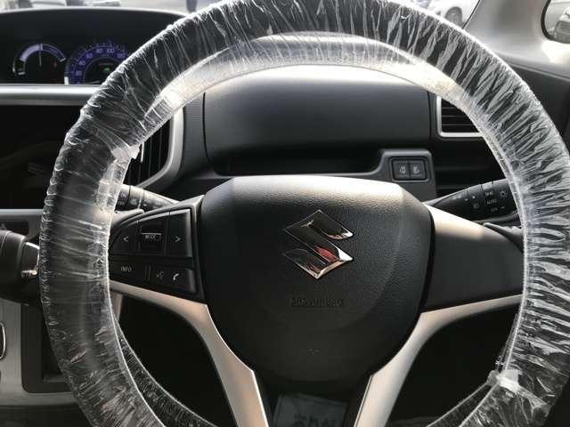 ハイブリッドSZ シートヒータ 両側電動スライドドア ABS(7枚目)