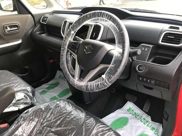 ハイブリッドSZ シートヒータ 両側電動スライドドア ABS(8枚目)