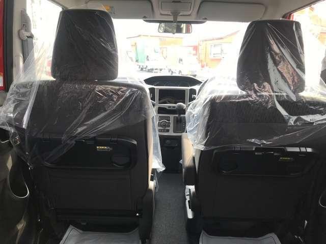 ハイブリッドSZ シートヒータ 両側電動スライドドア ABS(17枚目)