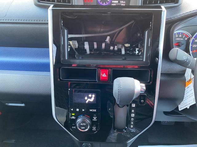カスタムG 登録済み未使用車 両側電動スライドドア 禁煙車(12枚目)