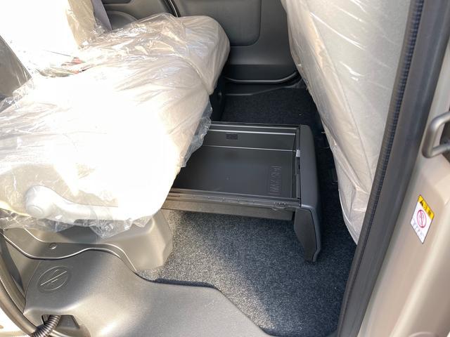 GホワイトアクセントVS SAIII 届出済未使用車 両側パワースライドドア LEDライト シートヒーター スマートキー サポカー プッシュスタート(23枚目)