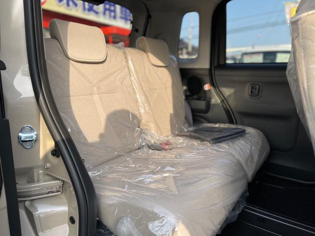 GホワイトアクセントVS SAIII 届出済未使用車 両側パワースライドドア LEDライト シートヒーター スマートキー サポカー プッシュスタート(24枚目)