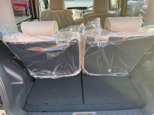 GホワイトアクセントVS SAIII 届出済未使用車 両側パワースライドドア LEDライト シートヒーター スマートキー サポカー プッシュスタート(32枚目)