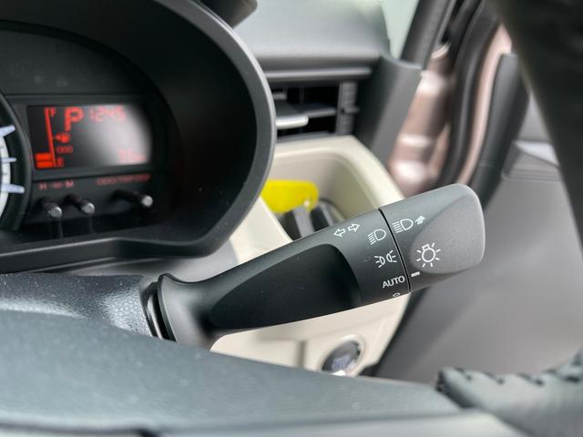 XリミテッドII SAIII 届出済未使用車 スマートキー プッシュスタート バックカメラ ドア連動電動格納ミラー オートエアコン オートライト オートハイビーム 専用アルミホイール LEDライト(15枚目)