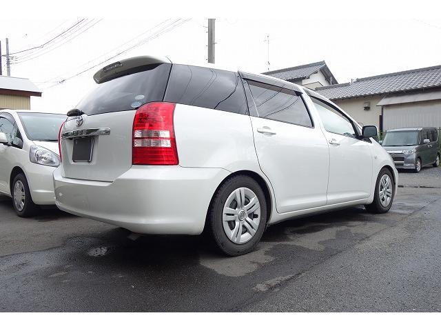 「トヨタ」「ウィッシュ」「ミニバン・ワンボックス」「千葉県」の中古車7