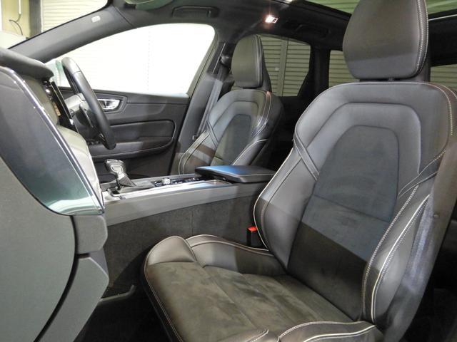 T6 AWD Rデザイン ワンオーナー パノラマスライディングサンルーフ ファインナッパレザーコンビネーションシート 21インチAW 360度カメラ(11枚目)