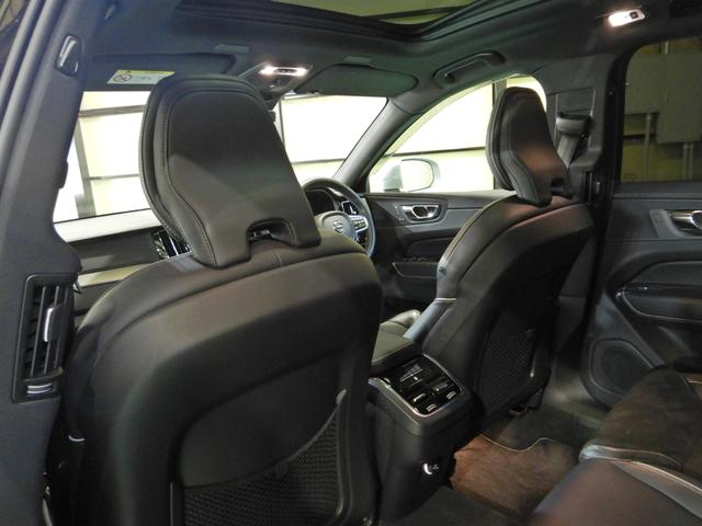 T6 AWD Rデザイン ワンオーナー パノラマスライディングサンルーフ ファインナッパレザーコンビネーションシート 21インチAW 360度カメラ(15枚目)